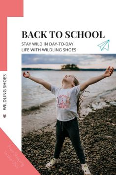 "Back to school after the summer means full days after a time filled with wild adventures. To carry that wild summer feeling into the time filled with appointments and classes, visit Wildling Shoes and get your very special ""Back to School"" deal with free shipping to the USA. picture by jessie.b.photo #wildlingshoes #freechildhood #wildchildhood #goodbyesummer #helloschool #backtoschool #naturalchildhood #barefootshoes #minimalshoes #madeinEurope #designedinGermany #befree #bewild Vegan Fashion, Slow Fashion, Minimal Shoes, Back To School Deals, Barefoot Shoes, Natural Parenting, Summer Feeling, Freedom Of Movement, Vegan Shoes"