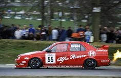 Gabriele Tarquini, BTCC Brands Hatch 1994.