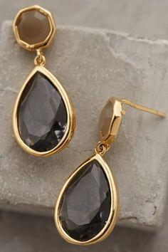 Enclosed Teardrop Earrings - anthropologie.com