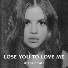 """Selena Gomez drops """"Lose You to Love Me,"""" a single commenting on her breakup with Justin Bieber Album Selena Gomez, Selena Selena, Selena Gomez Poster, Selena Gomez Music, Justin Bieber Selena Gomez, Music Covers, Album Covers, Miley Cyrus, Martin Solveig"""
