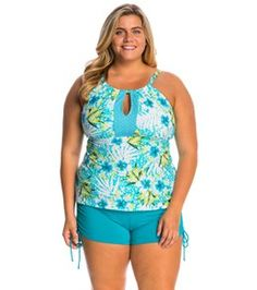 Plus Size Swimsuit Tops at SwimOutlet.com