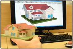 Bring Ur Idea to Life in 3 Dimension : 3D Printing and Sketchup: 3D Printing is a well searched word for the architectural, industrial design, engineering,