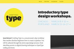 34 Flat Website Layouts for Design Inspiration.