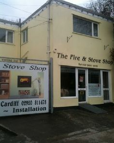 The Fire & Stove Shop, Tongwynlais, Cardiff