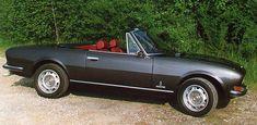 Peugeot - 504 cabriolet
