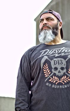 """DYSTROY Longsleeve """"No Surrender"""" / 2017 Special Edition"""