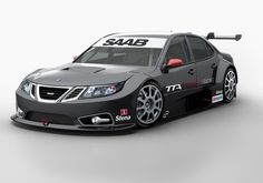 Saab version of pimp-my-ride...lol..Nice!
