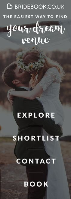 It's never been easier to find and book your wedding venue! Bridebook is your FREE wedding planning app and directory. Sign up today!