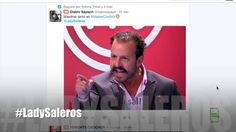 #LadySaleros | Trend Topic