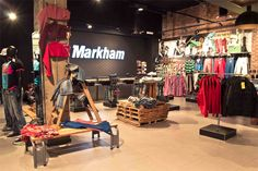 Markham flagship concept store by TDC&Co., Johannesburg – South Africa...