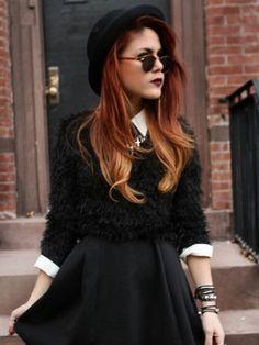 Fashion Click blogger Luanna of Le Happy