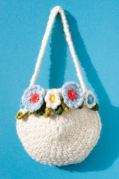 Crochet Spring bag
