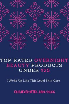 Top rated affordable skin care products for all skin types that work while you sleep. overnight beauty products, night creams, sleeping mask, night serums and more Diy Beauty Secrets, Beauty Tips, My Beauty, Beauty Makeup, Beauty Hacks, Makeup Brands, Makeup Tips, Eyes Lips Face, Skin Care Remedies