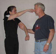 OKAY!    Basic Self-Defense Moves Anyone Can Do and Everyone Should Know
