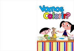 Passatempo da Ana: Revista para Colorir: O Show da Luna