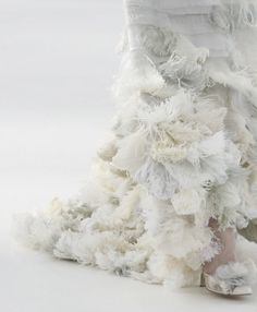 White is still in Fashion.  Chanel haute couture spring/summer 2006
