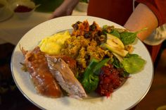Our 2012 Paleo Thanksgiving | virginia is for hunter-gatherers