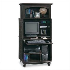 Sauder® 'Harbourview' Computer Armoire - Sears | Sears Canada