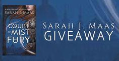 #YA #ScienceFiction #Teen #Giveaway – Win Any #SarahJMaas Novel! #kindle #amreading