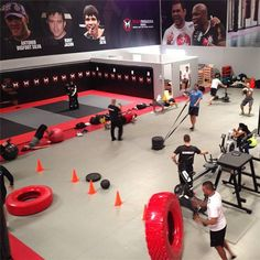Functional training facility