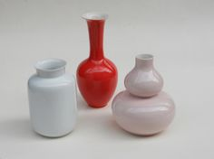 Porcelain Mini Vases
