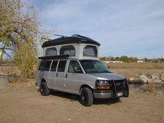 4x4 Van Conversions