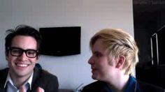 Brendon Urie, Patrick Stump.
