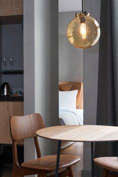 SP34 hotel Copenhagen | MyDubio #pin_it #decoration #decoração @mundodascasas www.mundodascasas.com.br