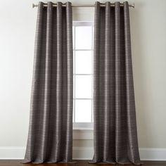 Studio™ Origins Grommet-Top Curtain Panel - JCPenney