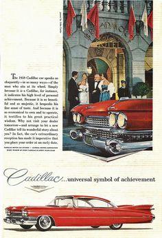 1959 Cadillac Sedan DeVille (Four Window)