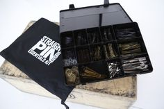 The Essentials Pin Kit w/ magnetic strip for holding pins as you work BRILLIANT!