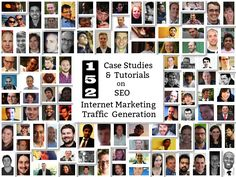 152 case studies & tutorials on SEO, Marketing, and Traffic Generation