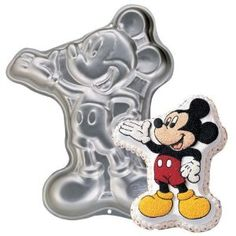 Wilton Disney Mickey Mouse Cake Pan 21053601 1995 Retired Collectible ** Continue to the product at the image link-affiliate link. Mickey Mouse Cake Pan, Mickey Cakes, Disney Mickey Mouse, Minnie Mouse, Cake Baking Supplies, Wilton Cake Pans, Mickey Mouse Clubhouse Birthday, Minnie Birthday, Wilton Cake Decorating