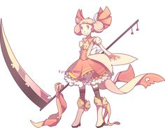 Magical girl overdose RAFFLE (OPEN) by Epic-Soldier on DeviantArt