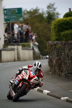 Isle of Man TT races 2013