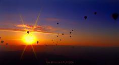 Viorel Plesca: SUNRISE  in Cappadocia