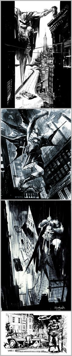 Batman by Sean Gordon Murphy