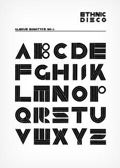 Stefan Glerum Typography