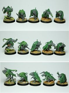The Red Keep Miniatures painting, modeling and gaming project.: When a monster in the window wakes you up...