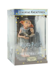 Harry Potter Magical Creatures Dobby Figure,