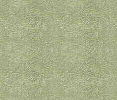 encrusted_sage fabric by glimmericks on Spoonflower - custom fabric