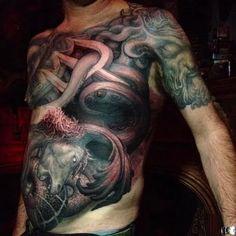 84ed016c3 112 best Paul booth tatoos images in 2018 | Paul booth, Tatoos ...