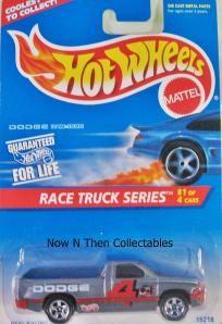 Dodge Ram 1500 1996 Race Truck Series #1 Hot Wheels  $5.80