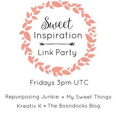 logo for Sweet Inspiration Link Party