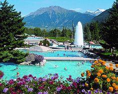 Brigerbad Thermal Pools, Brigerbad, Switzerland