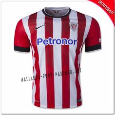 Maillots foot Athletic Bilbao 2014 2015 Domicile