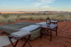 Namibië: Actieve Self Drive & Guided Safari - African Luxury Outdoor Tables, Outdoor Decor, Self Driving, Safari, African, Outdoor Furniture, Luxury, Travel, Rice