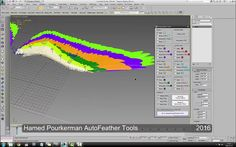 3dsmax Wing Feathers Rigging Tool on Vimeo