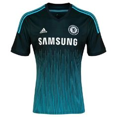 adidas Chelsea Soccer Jersey (Alternate 2014/15)