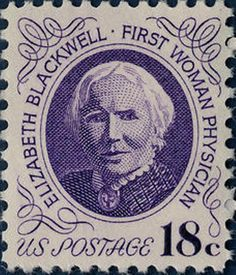 Elizabeth Blackwell - First Female Doctor in the United States